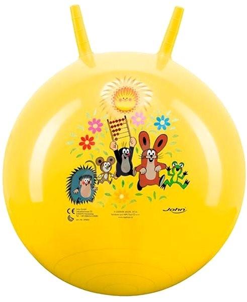 Krteček - Skákací míč - Dětské hopsadlo