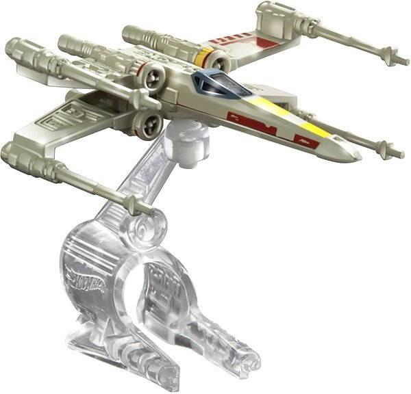 Mattel Hot Wheels - Star Wars Kolekce hvězdných lodí X-Wing Fighter - Herní set