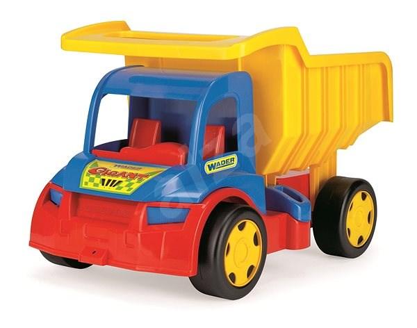 Wader - Gigant Truck Sklápěč - Auto