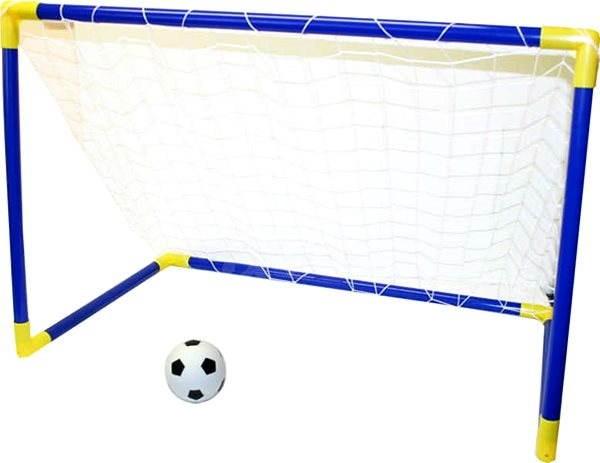Fotbalová branka s míčkem - Hra