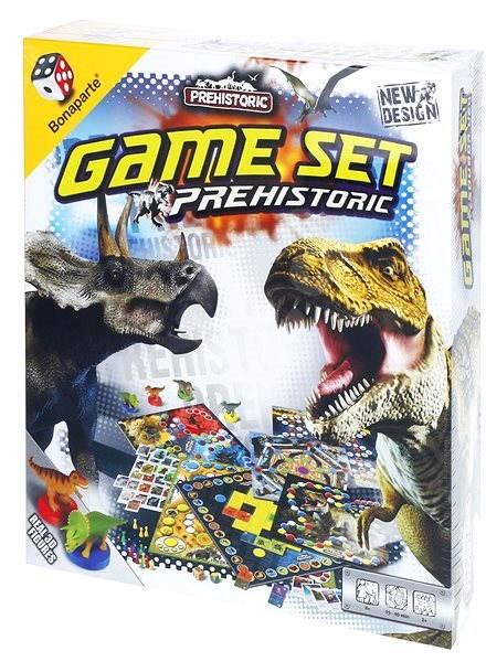 Soubor her - Prehistoric - Společenská hra
