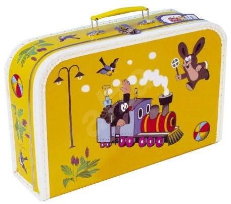 Dětský kufřík - Krteček a mašinka - Kufřík