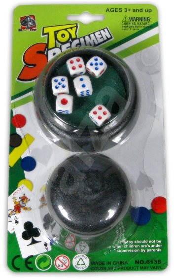 Hrací kostky - Párty hra