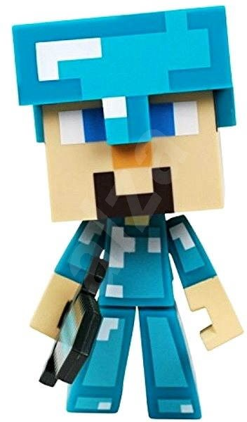 Minecraft Diamond - Steve - Figurka