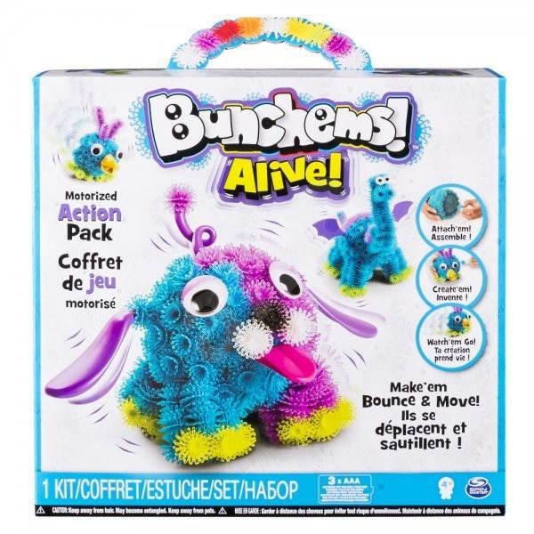 Bunchems - Alive balení - Kreativní sada