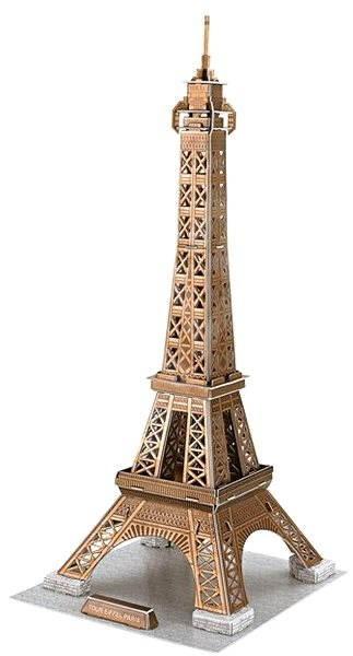 Třívrstvé pěnové 3D puzzle - 3D Eiffelova věž - Puzzle