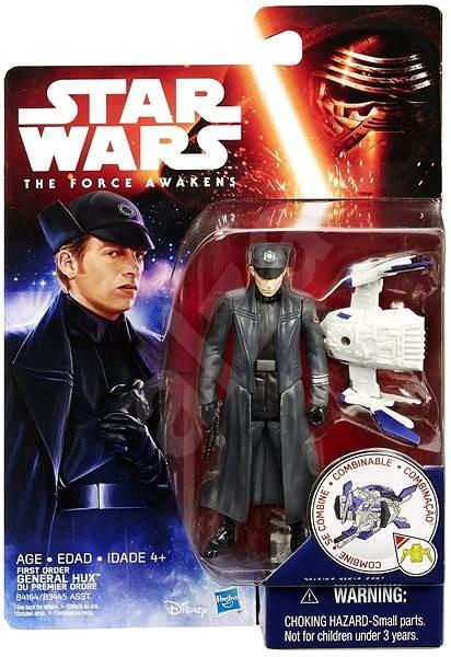 Star Wars Epizoda 7 - Akční figurka Genereal Hux - Figurka