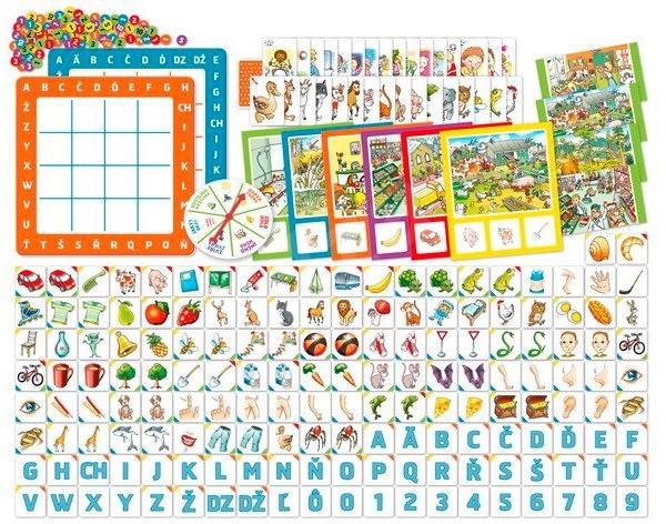 Hry pro předškoláky - Společenská hra