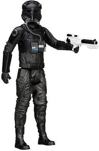 Star Wars Epizoda 7 - Hrdinská figurka Tie fighter pilot - Figurka