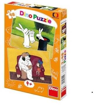 Dino Večerníčky - Puzzle