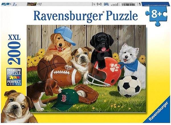 Ravensburger Pojďme si hrát s míčem - Puzzle