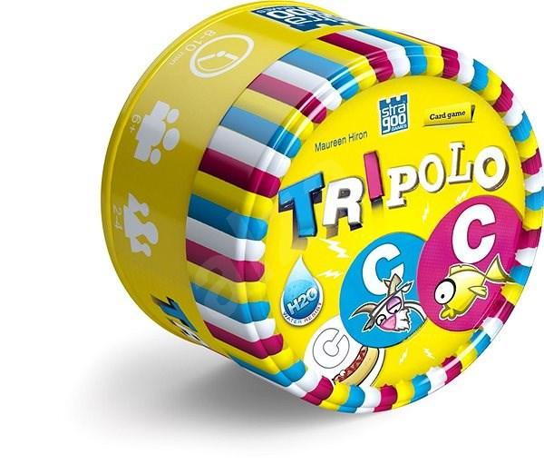 Tripolo - Společenská hra