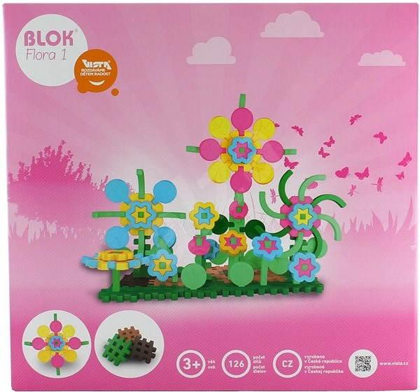 Seva Blok Flora 1 - Stavebnice