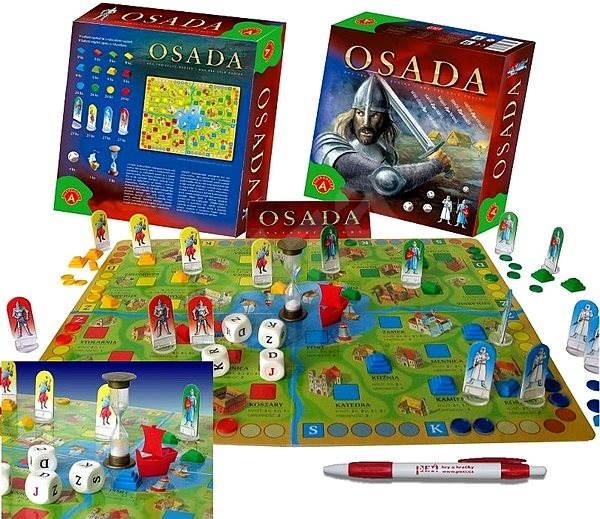 Osada - Společenská hra