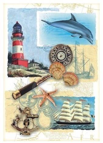 Námořní nostalgie - Puzzle