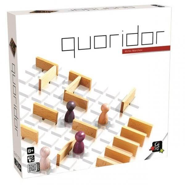 Quoridor - Společenská hra