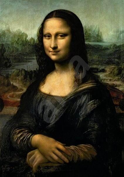 Dino Mona Lisa - Puzzle