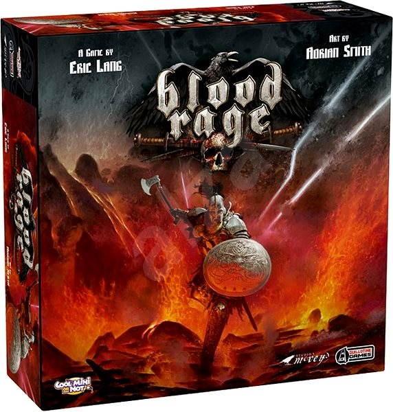 Blood Rage - Společenská hra