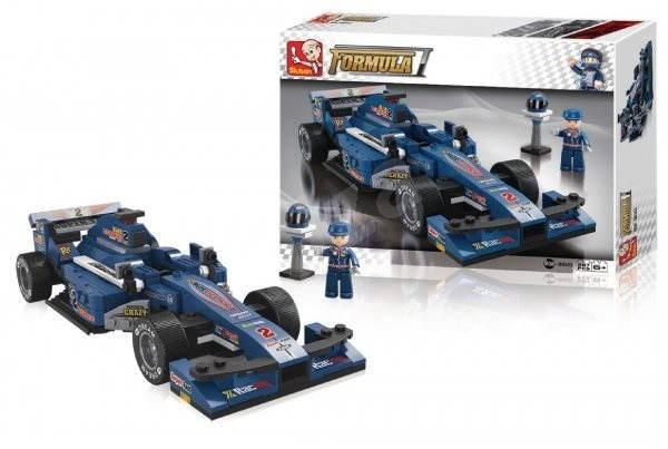 Sluban Formule - Formule F1 závodní auto - Stavebnice