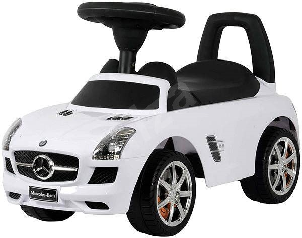 Odstrkovadlo Mercedes bílé - Odrážedlo