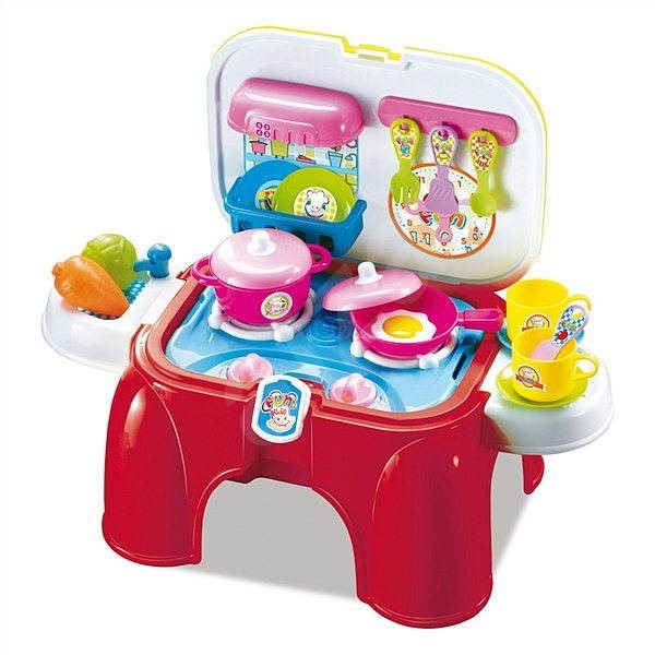 Dětská kuchyňka - Herní set