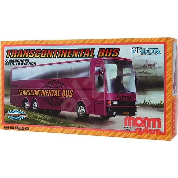Monti system 32 - Transcontinental Bus - Stavebnice