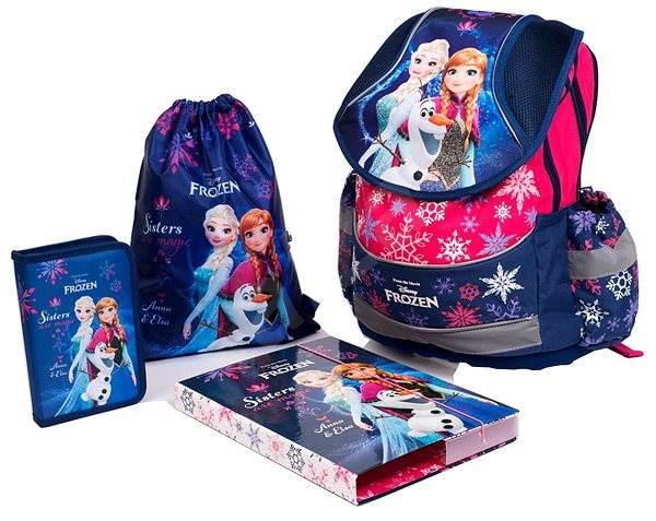 Frozen Plus - Školní set  cd07f8cd2b