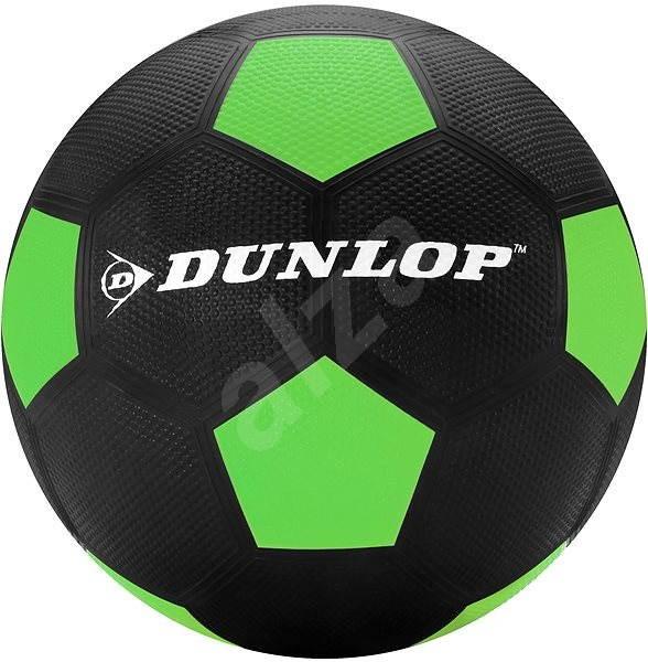 Dunlop Fotbalový míč zelený - Fotbalový míč  69e01b268e