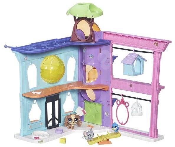 Littlest Pet Shop - Zábavní park pro zvířátka - Herní set