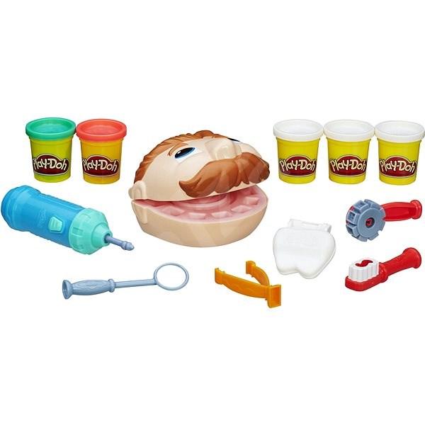 Play-Doh – Zubař - Kreativní sada