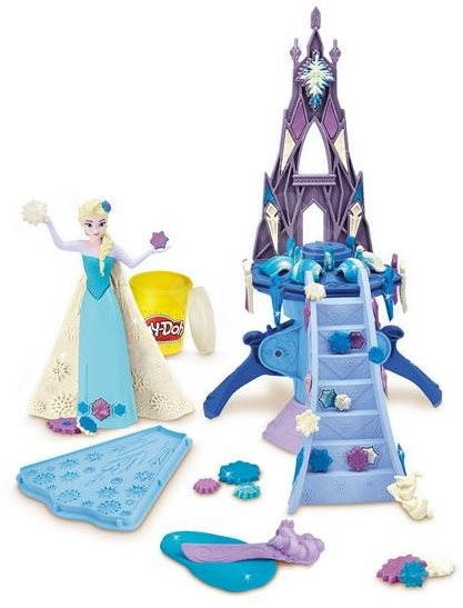 Play-Doh - Ledový palác - Kreativní sada