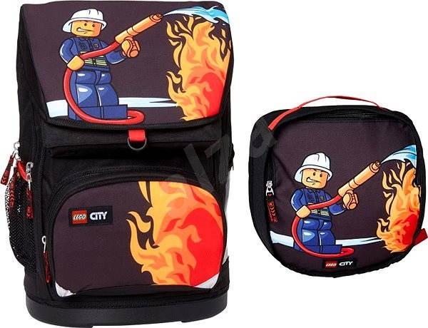 LEGO City Fire Large školní aktovka d1ef09af6a