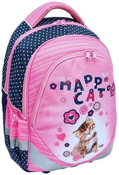 20a8daf2c2f ERGO Junior Kočka - Školní batoh