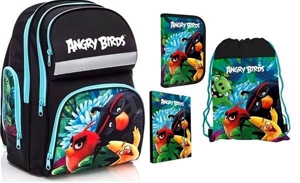 Angry Birds Movie - Školní set  23af4548e1