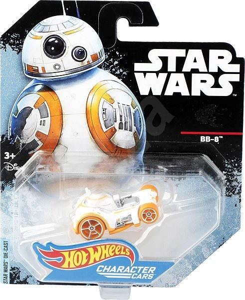 Hot Wheels - Star Wars Angličák BB-8 - Auto