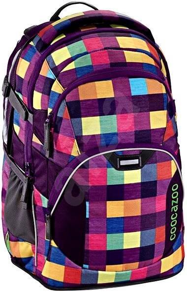 CoocaZoo JobJobber 2 Melange A Trois Pink - Školní batoh  9d5ac38126