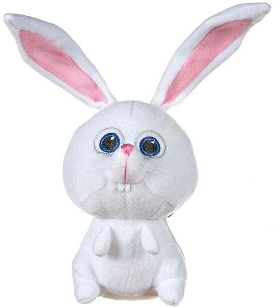 Tajný život mazlíčků - Snowball 20 cm - Plyšová hračka