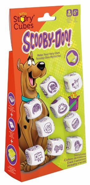 Story of Dice - Scooby Doo - Board Game
