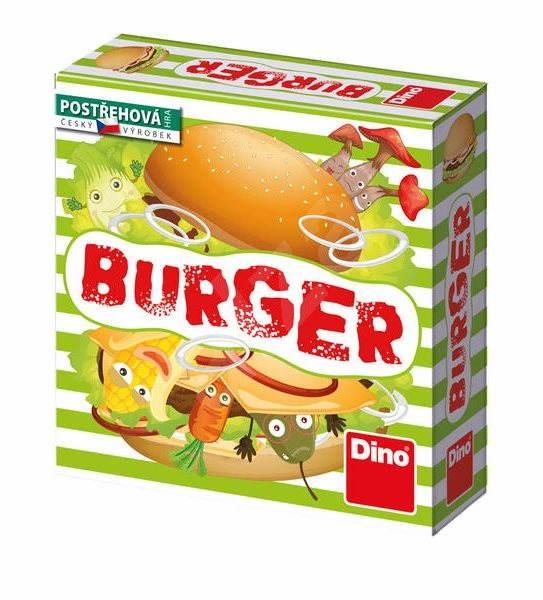 Burger - Společenská hra