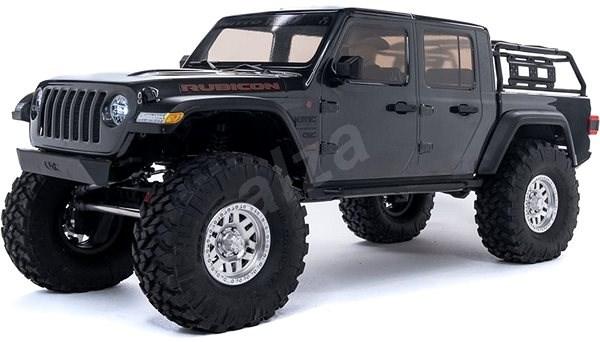 Axial SCX10 III Jeep JT Gladiator 4WD 1:10 RTR šed - RC auto na dálkové ovládání
