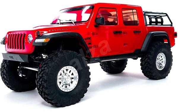Axial SCX10 III Jeep JT Gladiator 4WD 1:10 RTR zel - RC auto na dálkové ovládání