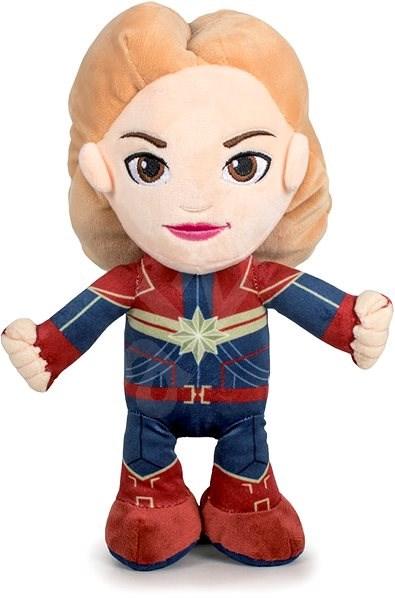 Avengers Captain Marvel - Plush Toy