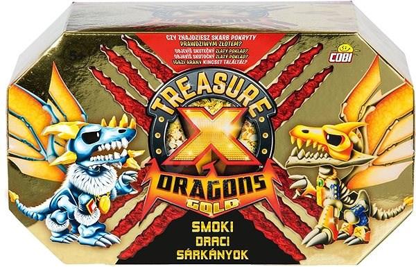 Treasure X dračí poklad - Herní set