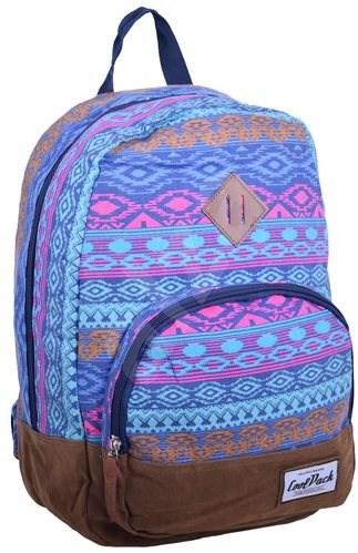 CoolPack Classic Blue Tribal - Batoh