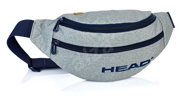 Head grey HD-155 - Ledvinka