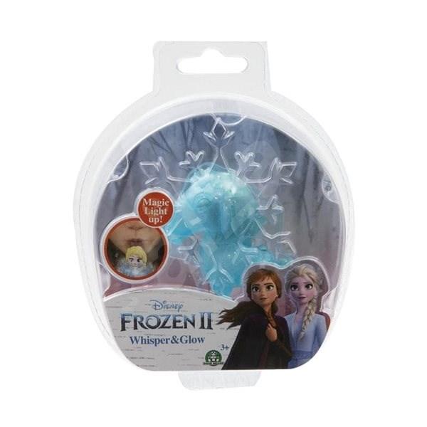 Frozen2: Whisper & Glow Mini Doll - The Nokk - Figure