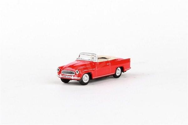 Škoda Felicia Roadster (1963) 1:72 - Light Red - Toy Vehicle