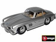 Bburago Porsche Macan Metallic Blue - Model