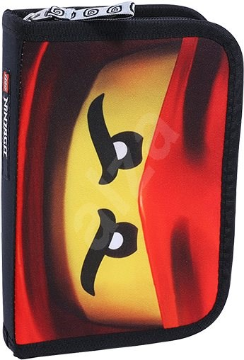 Penál s náplní LEGO Ninjago KAI of Fire - Penál