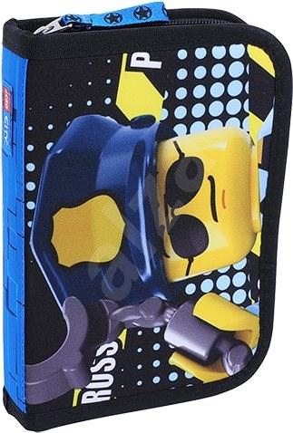 Penál s náplní LEGO CITY Police Cop - Penál